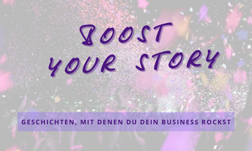 Boost your Story